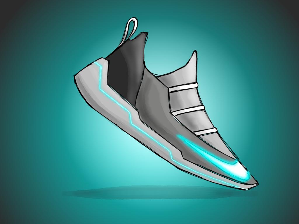 Nike Hyperadapt 3.0 Concept – Jack Cote
